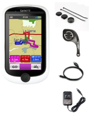 Magellan Cyclo 315hc Bike GPS Review | GPS headquarters