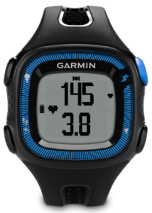 Garmin Forerunner 15 HRM Bundle GPS Watch - heart rate monitor